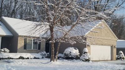 Berrien County, Branch County, Calhoun County, Cass County, Hillsdale County, Jackson County, Kalamazoo County, St. Joseph County, Van Buren County Condo/Townhouse For Sale: 2670 Hunters Run #50
