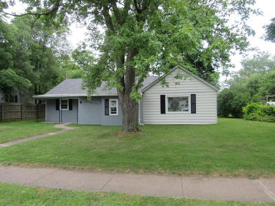 Niles Single Family Home For Sale: 1713 Ferry Street
