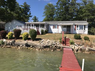 Single Family Home For Sale: 6295 Blain Avenue