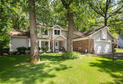 Mattawan Single Family Home For Sale: 48194 Hickory Lane