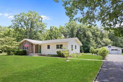Lakeside Single Family Home For Sale: 9026 Warren Woods Road