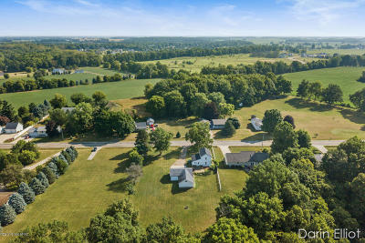 Ionia County Residential Lots & Land For Sale: Parcel 2 Maynard Road