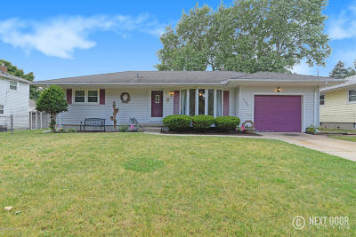 Ingham County Single Family Home For Sale: 4626 Devonshire Avenue