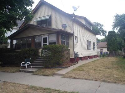 Single Family Home For Sale: 1030 Davis Avenue NW