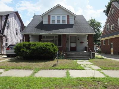 Single Family Home For Sale: 416 Elliot Street SE
