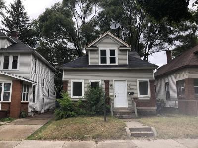 Single Family Home For Sale: 1003 Adams Street SE