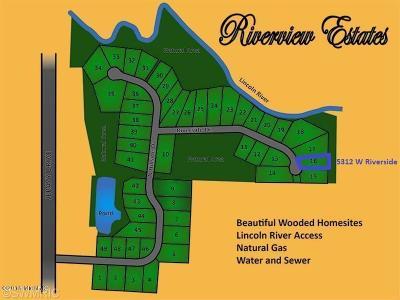 Mason County Residential Lots & Land For Sale: 5312 W Riverside Lane #16