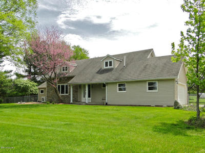 Otsego Single Family Home For Sale: 7950 W Ab Avenue