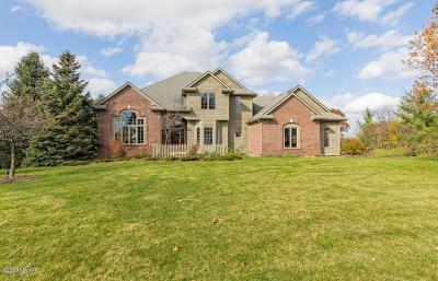 Ada Single Family Home For Sale: 7919 Ashwood Drive SE