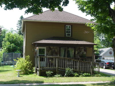 Hastings MI Single Family Home For Sale: $99,900