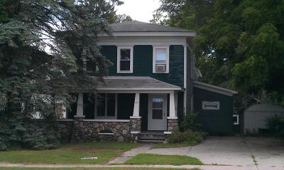 Big Rapids Single Family Home For Sale: 415 N State Street