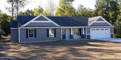 Wayland Single Family Home For Sale: Lot 1 Bowens Mill Road