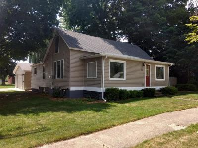 Scottville Single Family Home Active Contingent: 310 E State Street