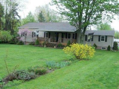 Nashville Single Family Home For Sale: 5761 Thornapple Lake Road