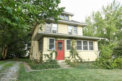 New Buffalo Single Family Home For Sale: 16 N Townsend Street