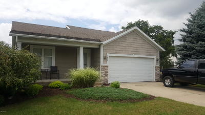 Rockford Single Family Home For Sale: 1475 Townsend Trail NE