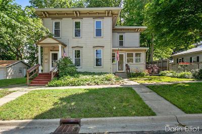 Portland Single Family Home For Sale: 401 James Street