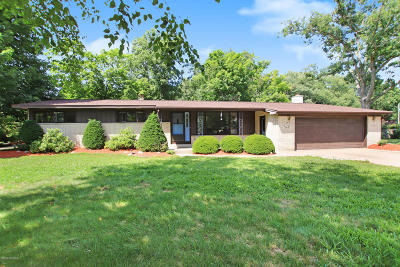 Holland, West Olive Single Family Home For Sale: 14587 Venessa Avenue