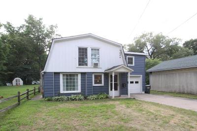 Otsego Single Family Home For Sale: 117 W Hammond Street