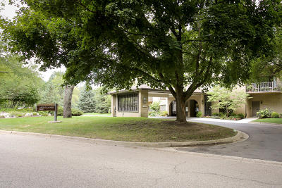 Berrien County, Branch County, Calhoun County, Cass County, Hillsdale County, Jackson County, Kalamazoo County, St. Joseph County, Van Buren County Condo/Townhouse For Sale: 4040 Greenleaf Circle #112