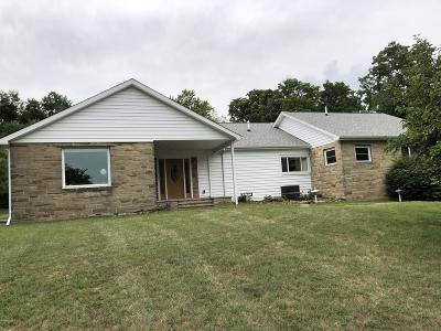Hillsdale Single Family Home For Sale: 1341 Hudson Road