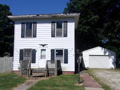 Schoolcraft Single Family Home For Sale: 515 N Cedar Street