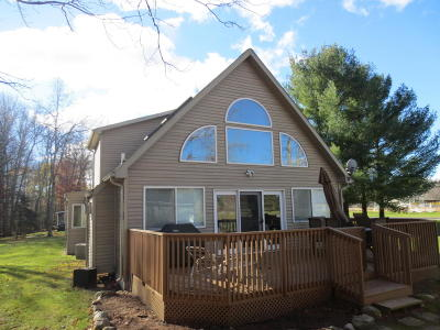 Canadian Lakes Single Family Home For Sale: 7620 10th Street