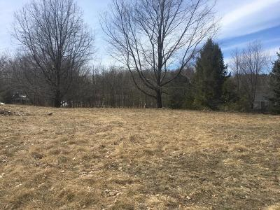 Manistee County Residential Lots & Land For Sale: Lot 1 Hill Road