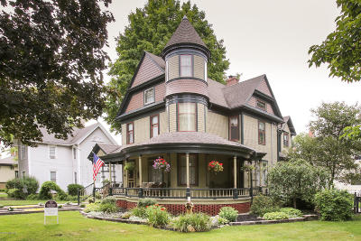 Marshall Single Family Home For Sale: 419 W Mansion Street