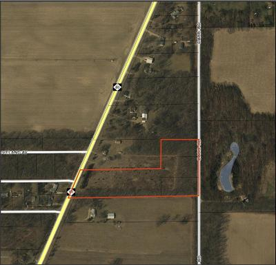 St. Joseph County Residential Lots & Land For Sale: Vacant Land M-60