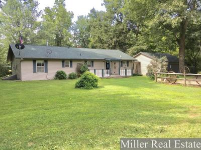 Hastings Single Family Home For Sale: 1855 W State Road