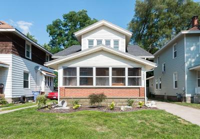 Single Family Home For Sale: 1926 Lafayette Avenue SE