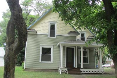Greenville Single Family Home For Sale: 314 Coffren