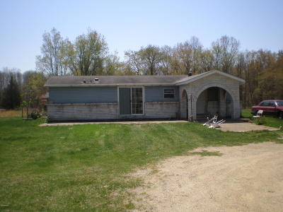 Allegan County Single Family Home For Sale: 5918 113th Avenue