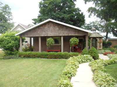 Berrien Springs MI Single Family Home For Sale: $265,000