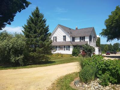 Allegan Single Family Home For Sale: 2529 114th Avenue