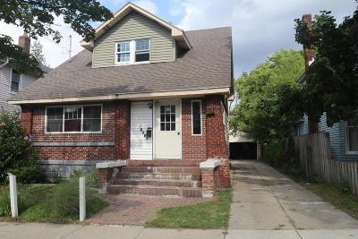 Single Family Home For Sale: 1816 Jefferson Avenue SE