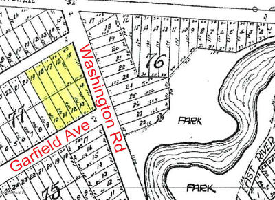 Lake County Residential Lots & Land For Sale: W Garfield Ave