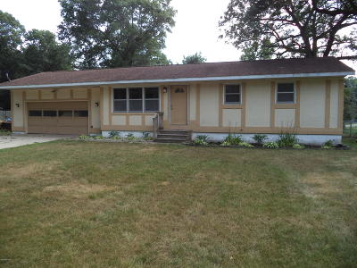 Whitehall Single Family Home For Sale: 7563 Whitehall Road