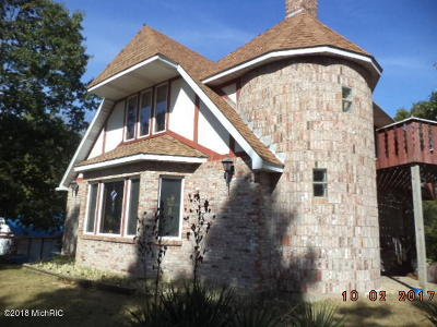 Barry County Single Family Home For Sale: 1630 W Sheffield Rd