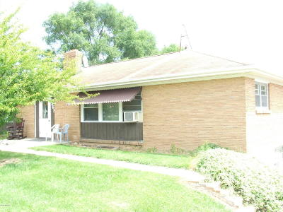 Watervliet Multi Family Home For Sale: 3865 N M-140