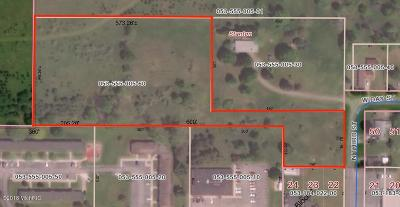 Montcalm County Residential Lots & Land For Sale: 121 N 3rd Street