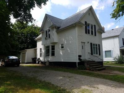 Hillsdale Single Family Home Active Contingent: 8 Armstrong Street