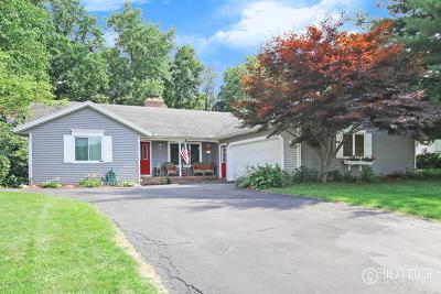 Single Family Home For Sale: 3820 Kentridge Drive SE