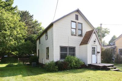 Three Oaks Single Family Home For Sale: 11 Maple Street