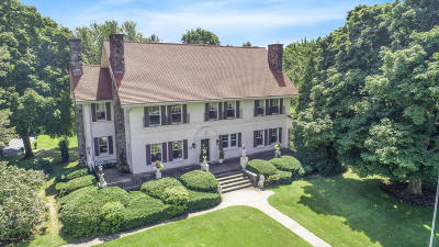 Holland, West Olive Single Family Home For Sale: 958 South Shore Drive