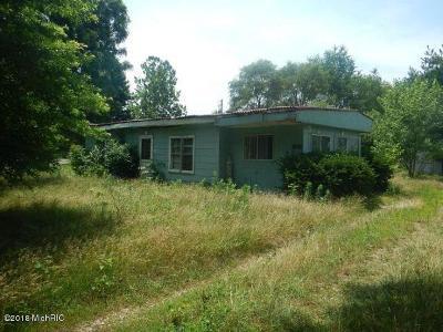 Vicksburg Single Family Home For Sale: 12648 S 18th Street