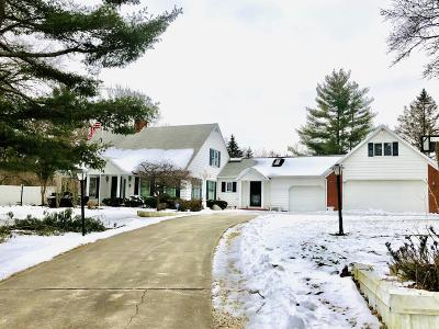 Niles Single Family Home For Sale: 1608 Niles-Buchanan Road