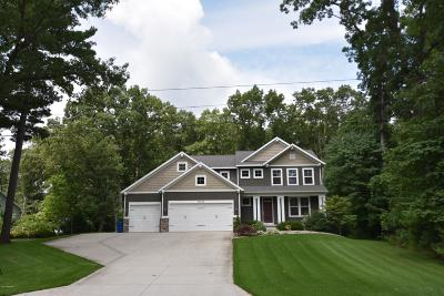 Grand Haven Single Family Home For Sale: 14953 Bignell Drive