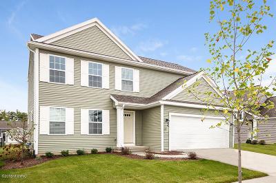 Cedar Springs Single Family Home For Sale: 340 Wagonwheel Court